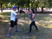 WARRIOR TRAINING 4 WOMEN